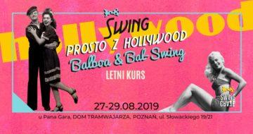 Wakacyjny kurs tańca Swing prosto z Hollywood