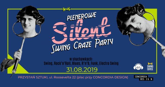 Plenerowe Silent SWING CRAZE Party