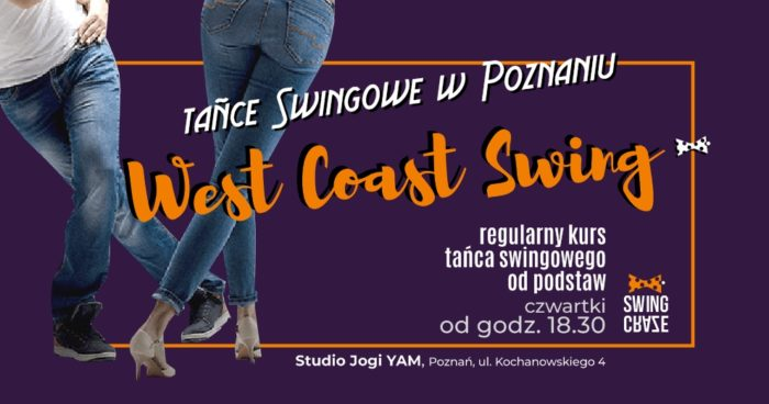 Regularny kurs West Coast Swing od podstaw