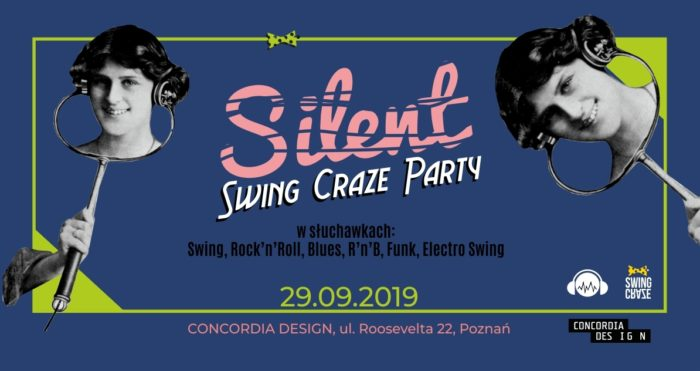 Silent SWING CRAZE Party