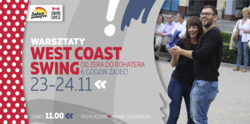 Warsztaty West Coast Swing od zera do bohatera